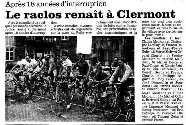 Archives 1988 - Cyclo cross