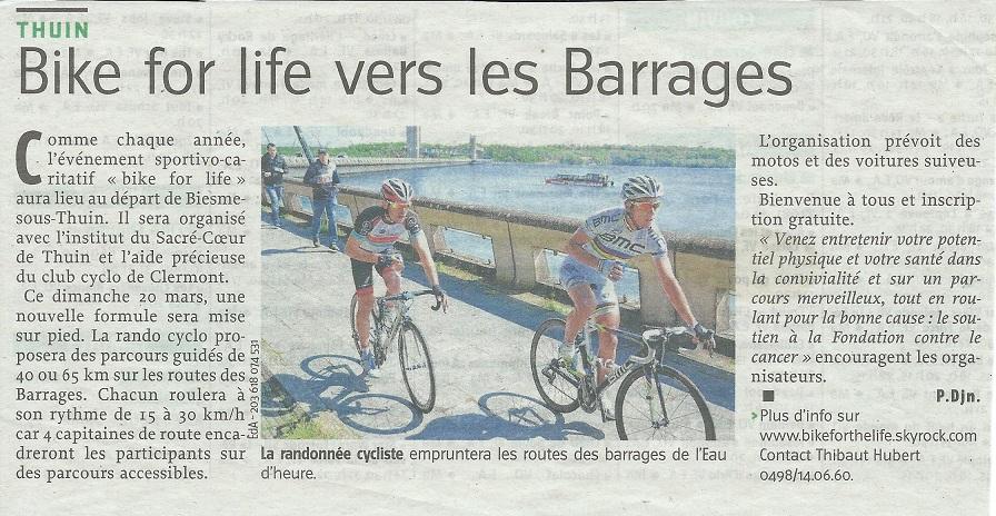 Bikeforlife